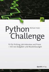 Python Challenge (eBook, ePUB)