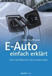 E-Auto einfach erklärt (eBook, ePUB)