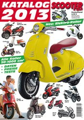 Scooter Katalog 2013 (eBook, ePUB)