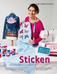 Sticken - Meine Ideen auf Stoff (eBook, ePUB)