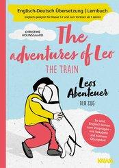 Leos Abenteuer - der Zug | The adventures of Leo - the train | Englisch-Deutsch Übersetzung | Lernbuch | (eBook, PDF)