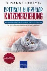 Britisch Kurzhaar Katzenerziehung - Ratgeber zur Erziehung einer Katze der Britisch Kurzhaar Rasse (eBook, ePUB/PDF)