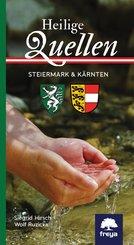 Heilige Quellen Steiermark und Kärnten (eBook, ePUB)