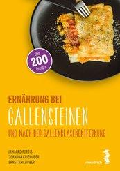 Ernährung bei Gallensteinen und nach der Gallenblasenentfernung (eBook, PDF)