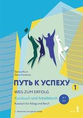 Weg zum Erfolg 1 - Russisch für Alltag und Beruf (eBook, PDF)