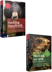 Hacking / Anti-Hacker Paket (2 Bücher)