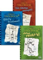 Gregs Tagebuch - Buchpaket (Band 1-3)