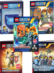 LEGO® NEXO KNIGHTS™ Aktionspaket (5 Titel)