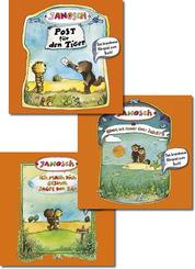 Janosch - Hörbuch-Paket (3 Hörbücher)