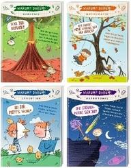 Warum? Darum! - Kinderbuch-Paket (4 Bücher)