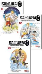 Manga-Paket - Samurai8 (Band 1-3)