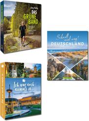 Abenteurer Deutschland - Buchpaket (3 Bücher)