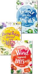 Die Farben des Sommers - Buchpaket (Band 1-3)