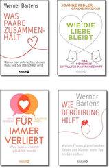 Partnerschaft & Beziehung - Ratgeber-Paket (4 Bücher)