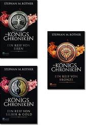 Die Königs-Chroniken - Die komplette Trilogie (3 Bücher)