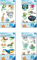 tiptoi® CREATE - Sticker-Paket (4 Sets)