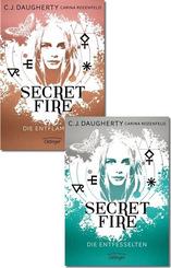 Secret Fire - Die ganze Geschichte (2 Bücher)